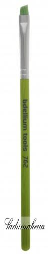 Bdellium tools - Green Bambu Series - Angled Brow - 762B
