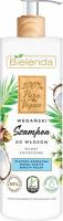 Bielenda - 100% Pure Vegan - SHAMPOO FOR DAMAGED HAIR - Vegan shampoo for damaged hair - 400 g