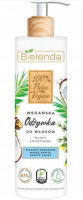Bielenda - 100% Pure Vegan - CONDITIONER FOR DAMAGED HAIR - Vegan conditioner for damaged hair - 240 ml