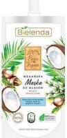 Bielenda - 100% Pure Vegan - MASK FOR DAMAGED HAIR - Vegan mask for damaged hair - 125 ml