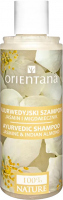 ORIENTANA - AYURVEDIC HAIR SHAMPOO - JASMINE & INDIAN ALMOND - Ayurvedic hair shampoo - Jasmine and almond - 210 ml