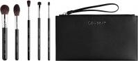 Sigma® - SIGNATURE BRUSH SET - Set of 5 brushes + Cosmetic bag