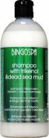 BINGOSPA - SHAMPOO WITH TRIKENOL - Szampon z trikenolem i błotem z Morza Martwego - 500 ml