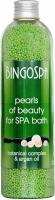 BINGOSPA - Pearls of Beauty - Perełki do kąpieli SPA z kompleksem roślinnym i olejem arganowym - 230 g