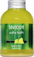 BINGOSPA - Sulphur Bath - Kąpiel siarkowa - 500 ml