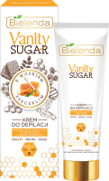 Bielenda - Vanity Sugar - Hair Removal Cream - Krem do depilacji pach, bikini i nóg - 100 ml