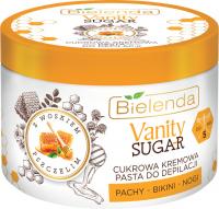 Bielenda - Vanity Sugar - Paste - Creamy sugar paste for depilation of armpits, bikini and legs - 100 g