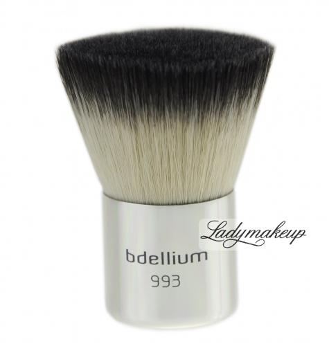 Bdellium tools - Studio Line - Flat Top Kabuki - Pędzel do pudru i podkładu - 993U