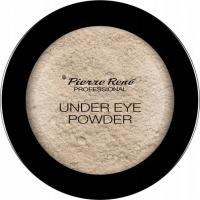 Pierre René - Brightening & Setting Under Eye Powder - Rozświetlająco-wygładzający puder pod oczy - 4 g