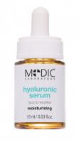 Pierre René - Medic Laboratory - Hyaluronic Serum - Nawilżające serum do twarzy z 1% kwasem hialuronowym - 15 ml