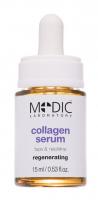Pierre René - Medic Laboratory - Collagen Serum - Regenerujące serum do twarzy z kolagenem 35% - 15 ml