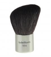 Bdellium tools - Studio Line - Slanted Kabuki - Pędzel do pudru i podkładu - 994U