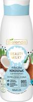 Bielenda - BEAUTY MILKY - Moisturizing Coconut Body Milk - Body care coconut milk with prebiotic - 400 ml