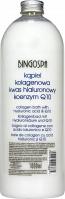 BINGOSPA - Collagen Bath - Kąpiel kolagenowa z kwasem hialuronowym i koenzymem Q10 - 1000 ml