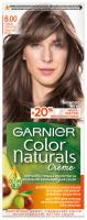 GARNIER - COLOR NATURALS Creme - Trwała, odżywcza koloryzacja do włosów - 6.00 Głęboki Jasny Brąz