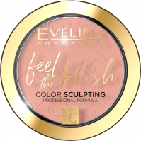 Eveline Cosmetics - FEEL THE BLUSH Color Sculpting - Róż do policzków - 5 g
