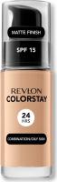 Revlon - Colorstay Makeup for Combination /Oily Skin - 270 - CHESTNUT - 270 - CHESTNUT
