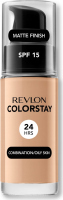 REVLON - COLORSTAY™ FOUNDATION - Podkład do cery tłustej i mieszanej - 30 ml - 270 - CHESTNUT - 270 - CHESTNUT