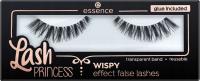 Essence - Lash Princess Wispy Effect False Lashes - Sztuczne rzęsy na pasku z klejem