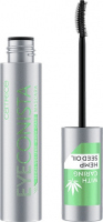 Catrice - EYEconista High Volume High Care Mascara - Curling mascara with hemp oil - 010 Eye Care