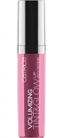 Catrice - VOLUMIZING TINT & GLOW LIP BOOSTER - Tinted lip gloss - 010 Be Glowrious!