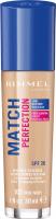 RIMMEL - MATCH PERFECTION FOUNDATION - 30 ml
