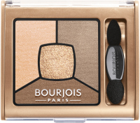 Bourjois - SMOKY STORIES - Quad Eyeshadow Palette - Paletka 4 cieni do powiek