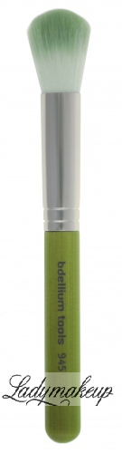 Bdellium tools - Green Bambu Series - Contour Brush - 945B