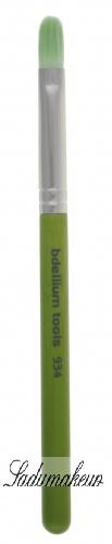 Bdellium tools - Green Bambu Series - Precision Concealer - Pędzel do aplikacji korektora - 934B