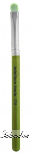 Bdellium tools - Green Bambu Series - Small Shader - Pędzel do cieni i korektora - 772B