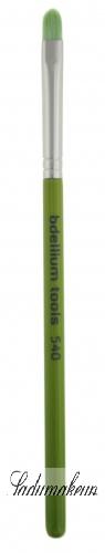 Bdellium tools - Green Bambu Series - Precision Liner - Pędzel do ust - 540B