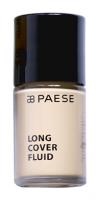 PAESE - LONG COVER FLUID - Podkład kryjący o przedłużonej trwałości - 0.25 - PIASKOWY - 0.25 - PIASKOWY