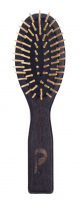 Gorgol - Pneumatic hairbrush - Dark chocolate - 15 05 120 DBB - 6R