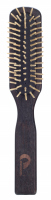 Gorgol - Pneumatic hairbrush - Dark chocolate - 15 05 120 DBB - 5R