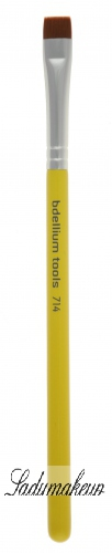 Bdellium tools - Studio Line - Flat Eye Definer - Eyeshadow and Eyeliner brush - 714S