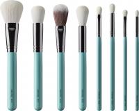 Hakuro - Set of 8 brushes for face and eye make-up - KZ1