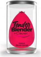 Clavier - Tender Blender - Make-up sponge - Egg - Pink