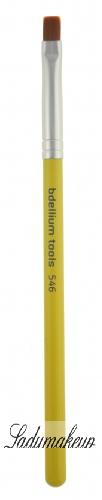 Bdellium tools - Studio Line - Square Lip - Pędzel do ust - 546S
