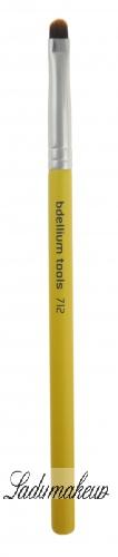 Bdellium tools - Studio Line - Wet/Dry Definer - Pędzel do aplikacji kosmetyków na sucho i mokro - 712S