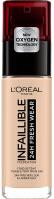 L'Oréal - INFALLIBLE - 24H FRESH WEAR - Podkład do twarzy - 20 - IVORY - 20 - IVORY