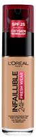 L'Oréal - INFALLIBLE - 24H FRESH WEAR - Podkład do twarzy - 150 - RADIANT BEIGE - 150 - RADIANT BEIGE