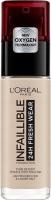L'Oréal - INFALLIBLE - 24H FRESH WEAR - Podkład do twarzy - 130 - TRUE BEIGE - 130 - TRUE BEIGE