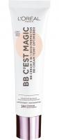L'Oréal - BB C'EST MAGIC - Krem BB do twarzy 5w1 - SPF20 - 30 ml