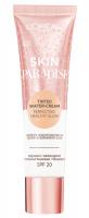 L'Oréal - SKIN PARADISE - TINTED WATER CREAM - Rozświetlająco-nawilżający podkład do twarzy - SPF20 - 30 ml