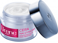 Lirene - Vascular Skin - Anti-wrinkle regenerating cream - Night - 50 ml