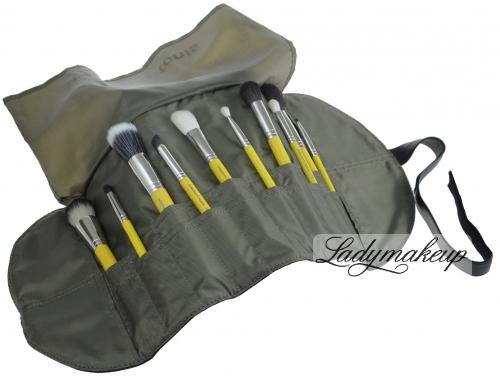 Bdellium tools - Studio Line - Mineral 10pc. Brush Set