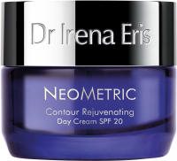 Dr Irena Eris - NEOMETRIC - Contour Rejuvenating - Day Cream SPF 20 - Face contour rejuvenating cream - SPF20 - Day - 50 ml