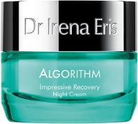 Dr Irena Eris - ALGORITHM - Impressive Recovery Night Cream - Regenerujący krem przeciwzmarszczkowy - Noc - 50 ml