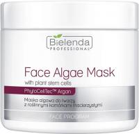 Bielenda Professional - Face Algae Mask - Maska algowa do twarzy z roślinnymi komórkami macierzystymi - 190 g