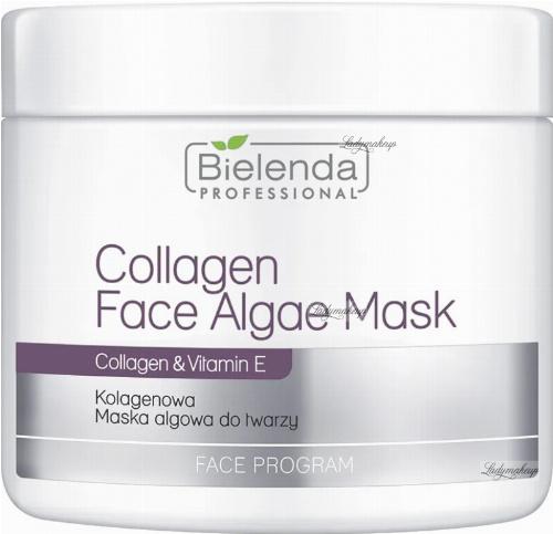 Bielenda Professional - Collagen Face Algae Mask - Kolagenowa maska algowa do twarzy - 190 g